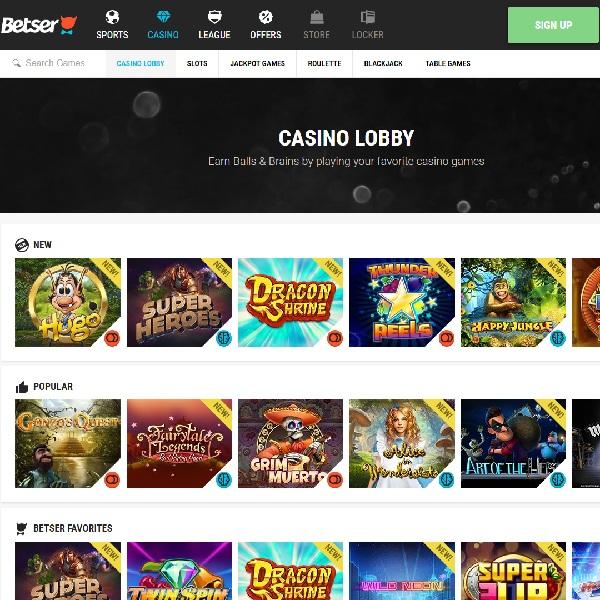 Betser Casino Rewards Scandinavian Players with Huge Bonuses