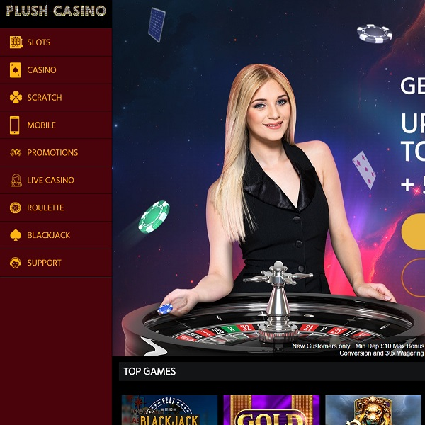 Plush Casino Brings a Touch of Class