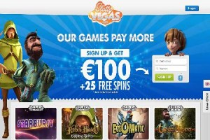 Slotty Vegas Goes Live with NetEnt and Microgaming Titles