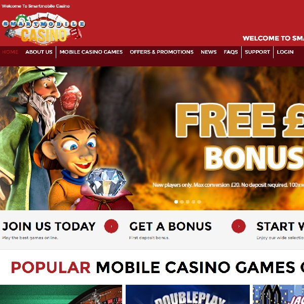 Smart Mobile Casino Brings a New Quality to Mobile Gaming