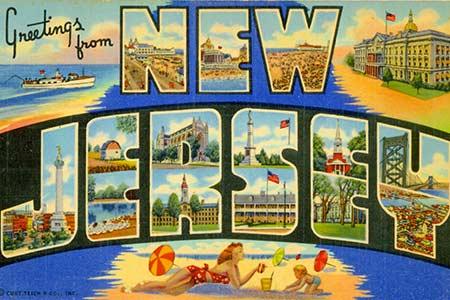 New Jersey's Top Online Gambling Cities