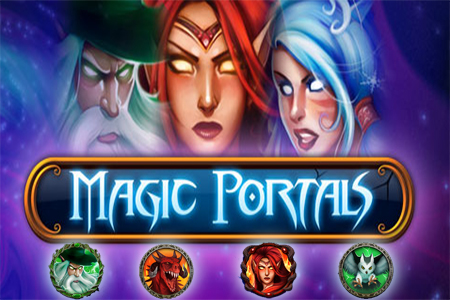 New Magic Slots form Net Entertainment