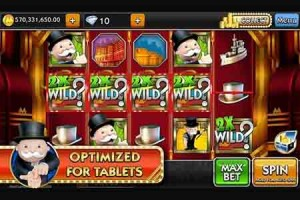 New Mobile Monopoly Slots and Bingo