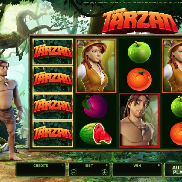Tarzan Slots Review – Free Spins in the Jungle