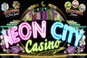 Neon City Casino Slot Launched by Incredible Technologies