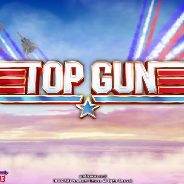 Top Gun Slot Will Take Your Breath Away