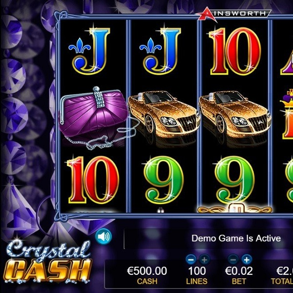 Crystal Cash Slot Offers A Glimpse of Luxury