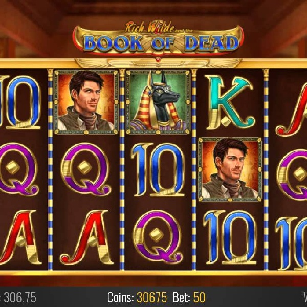 Book of Dead Slot Takes You Tomb Raiding in Egypt