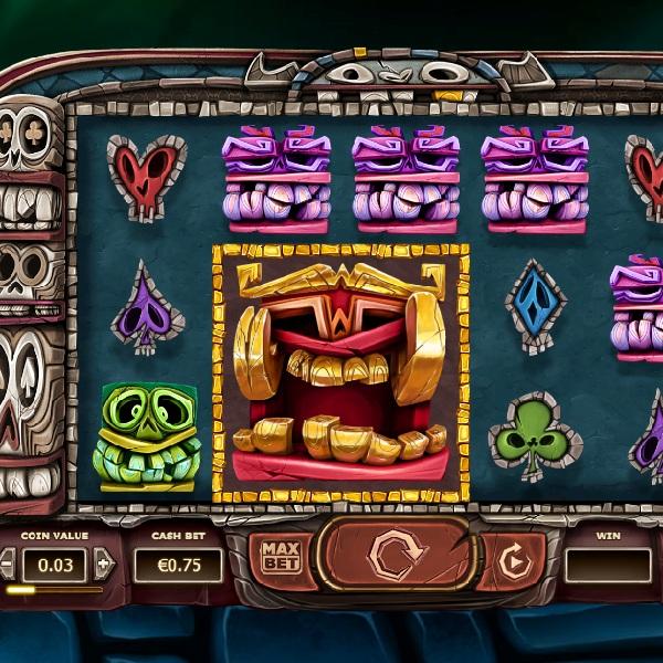 Big Box Slot Features Extra Large Symbols