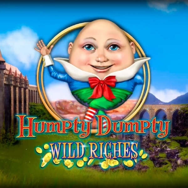 Humpty Dumpty Wild Riches Slots Review – Two Free Spins Games