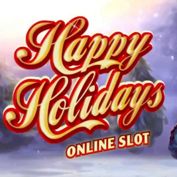 Happy Holidays Slot Brings You Festive Spins