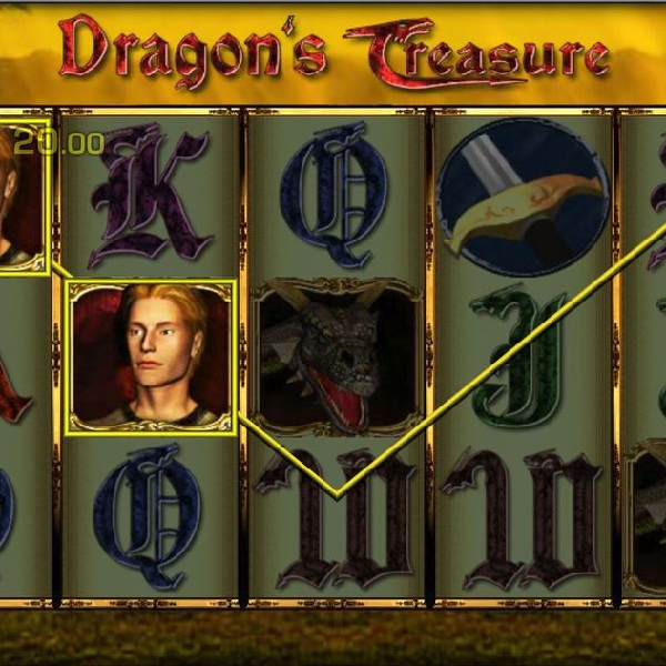 Dragon's Treasure Slots Offers Fantastic Bonus Features