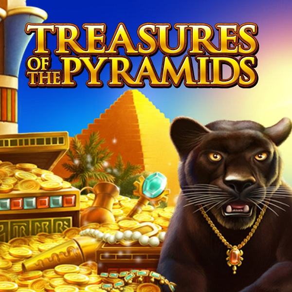 Treasures of the Pyramids Slot Offers Hundreds of Free Spins