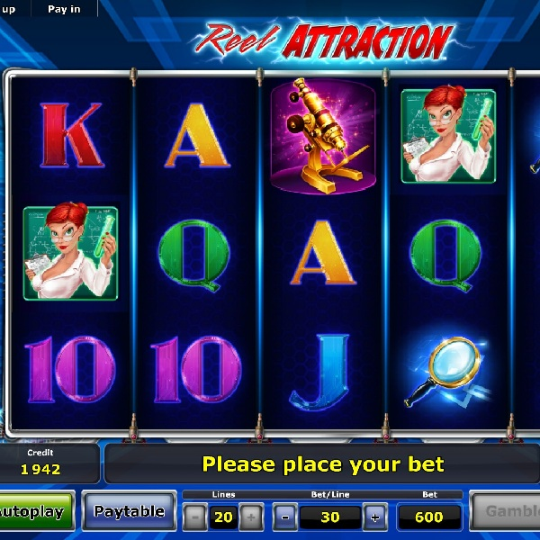 Reel Attraction Slot Offers Masses of Free Spins