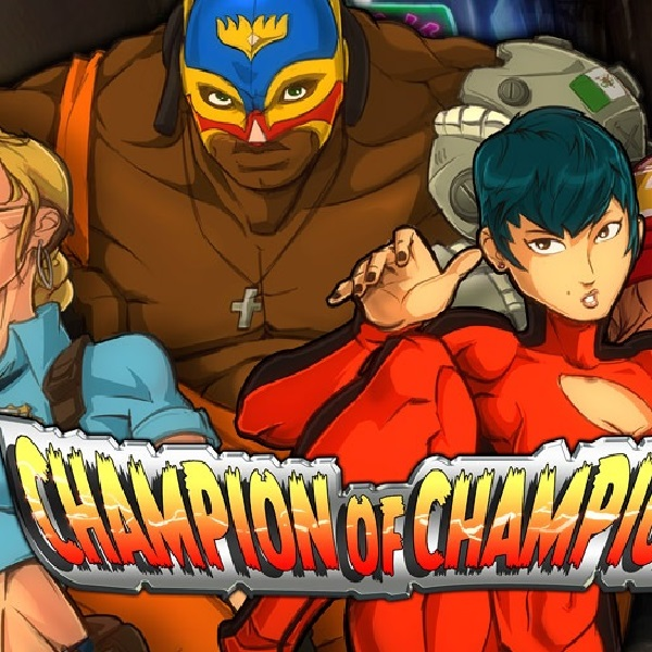 Fight For Your Wins in Odobo's Champion of Champions Slot