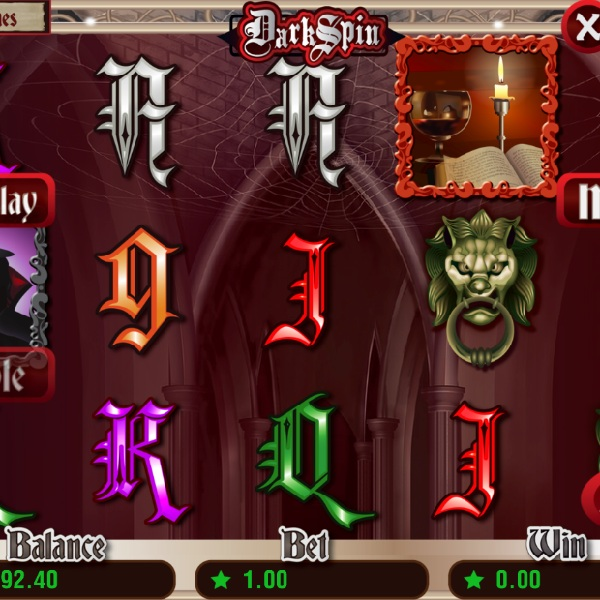 Dark Spin Slot Takes You Into Dracula's Castle