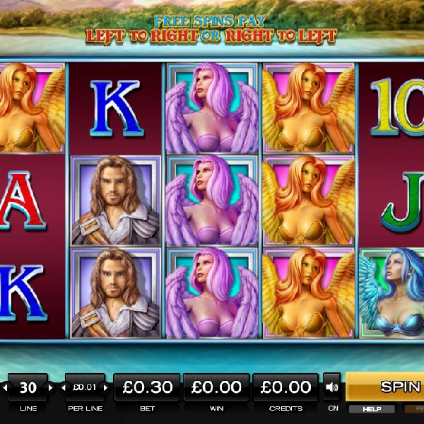 IGT's Sirens Slot Calls to Players Across the Seas