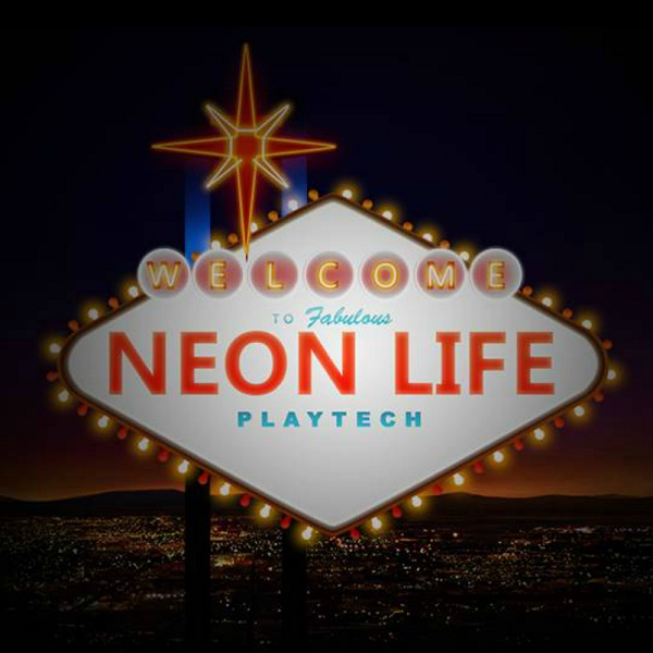 Neon Life Slot Features Cascading Reels