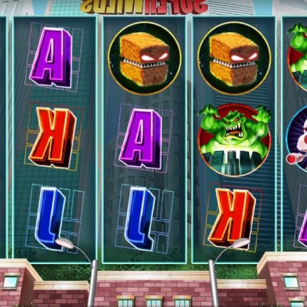 Super Wilds Slot Features Five Wild Symbols