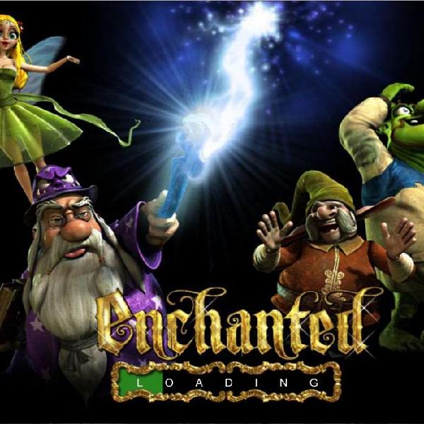 Enchanted Slot Features Four Bonus Games