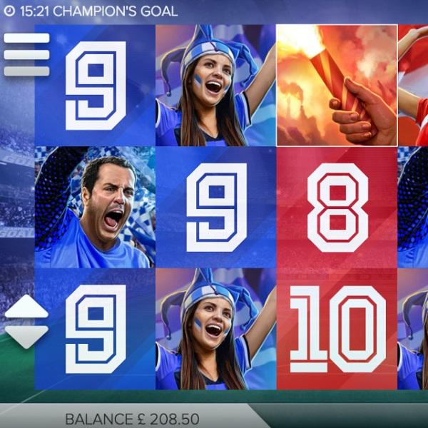 Champion's Goal Slot Review – Footballing Bonuses