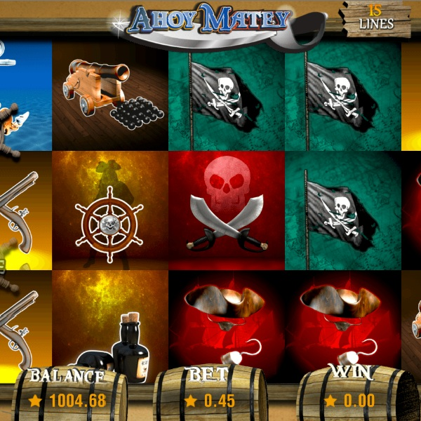 Ahoy Matey Slot Offers a Treasure Chest Full of Rewards