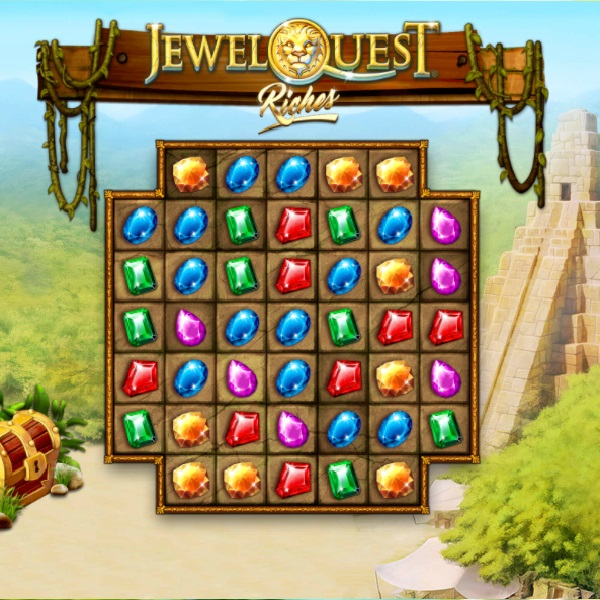 Jewel Quest Riches Slot Takes You on an Adventure