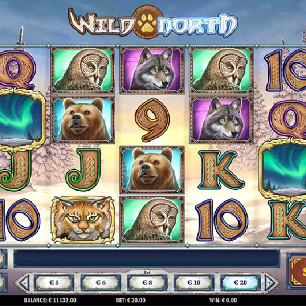 Wild North From Play N Go Takes You on an Adventure