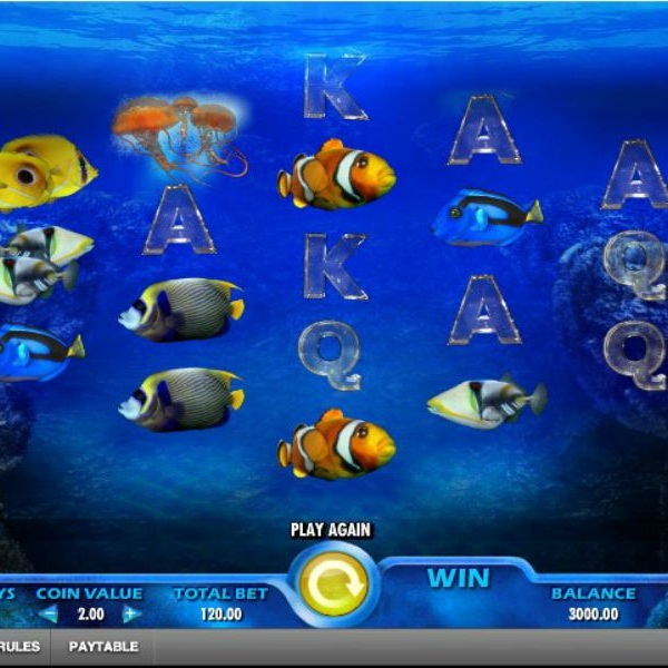 Pacific Paradise Slot Takes You Deep to Treasures