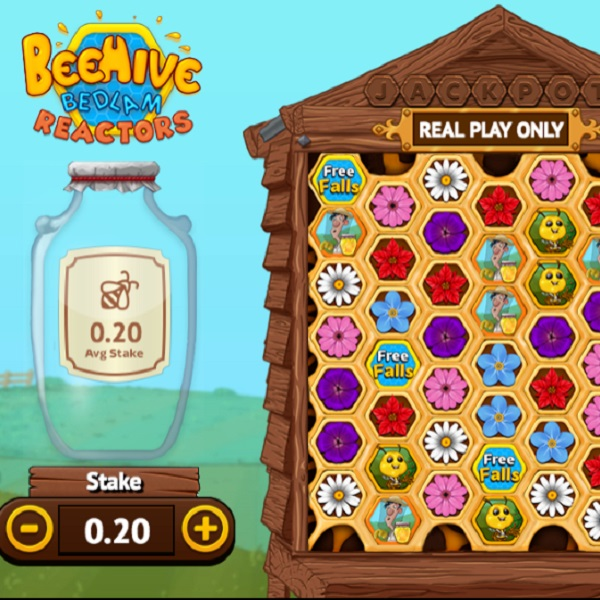 Beehive Bedlam Slot Will Have You Buzzing with Bonuses