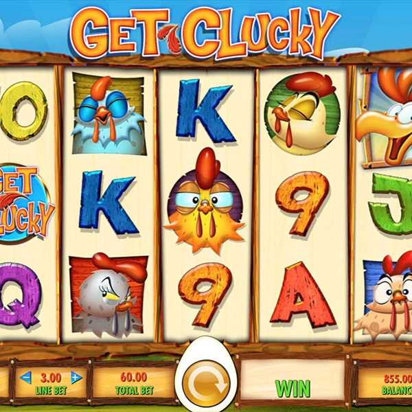 IGT's Get Clucky Slot Features Expanding Wilds