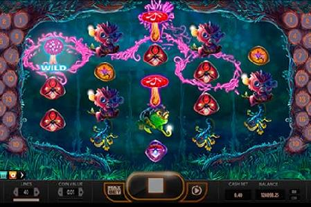 Magic Mushrooms Slot Is No Hallucination