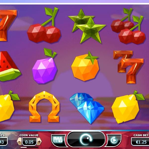 Doubles Slot Features Ten Symbols Per Payline