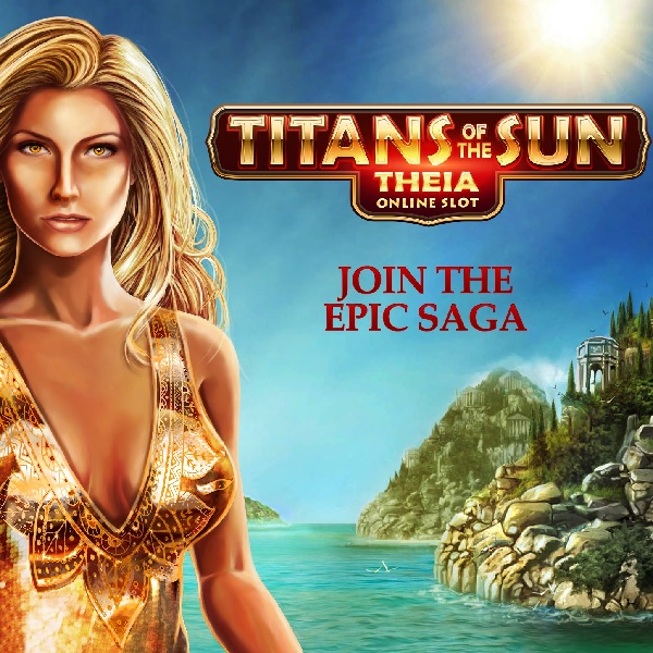 Titans of the Sun – Theia Slot Features Sunny Delights