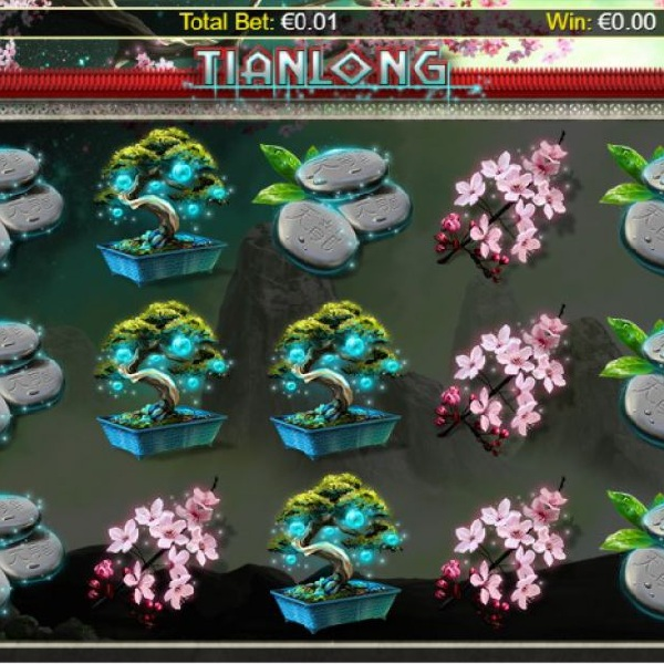 Meet the Mythical Dragon Playing Tianlong Slot