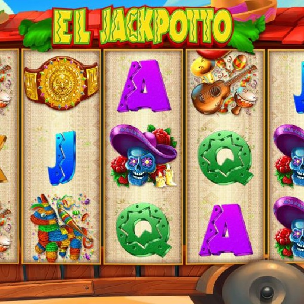El Jackpotto Slots Takes You to Bonus Filled Mexico