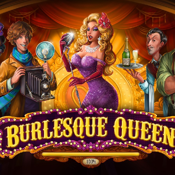 Burlesque Queen Slot Takes You Backstage at the Show