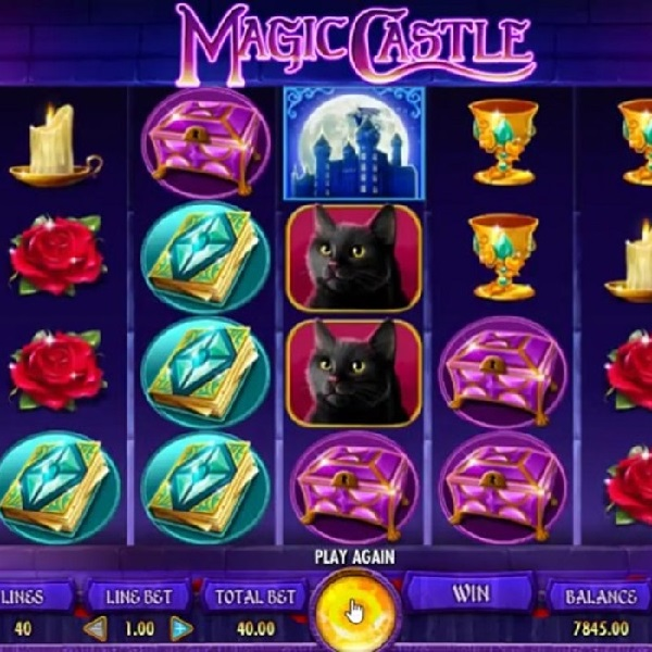 Magic Castle Slot Is a Bonus Filled Fantasy