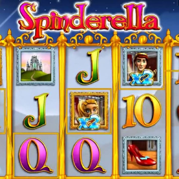 Spinderella Slot Game Offers Multiplying Wilds