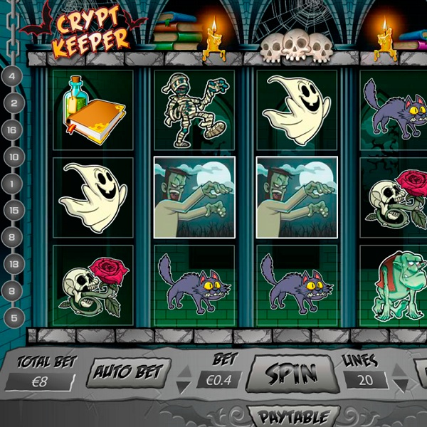 Crypt Keeper Slots Offers Some Terrifying Wins