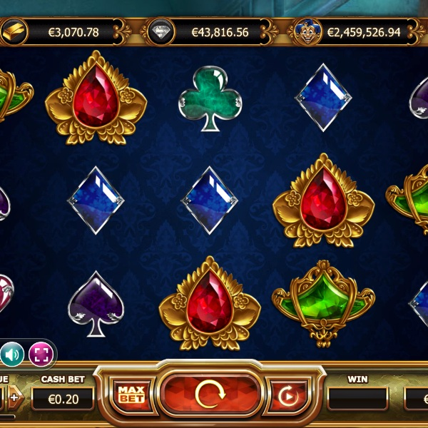 Win the Crown Jewels Playing Empire Fortune Slot