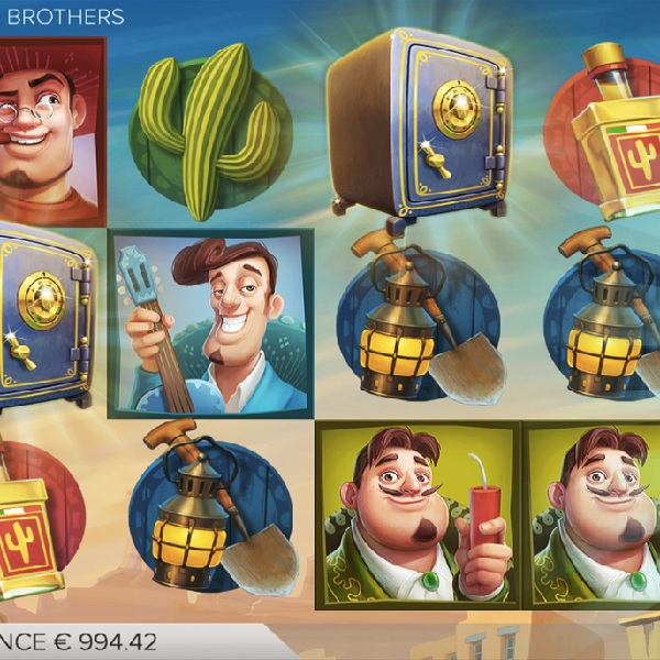 Taco Brothers from ELK Studios Features Multiple Bonuses