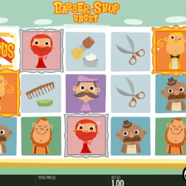 Barber Shop Uncut Slot Offers Numerous Free Respins
