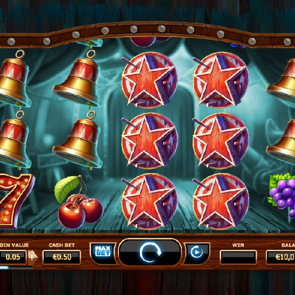 Wicked Circus Slot Offers Jokerized Special Spins
