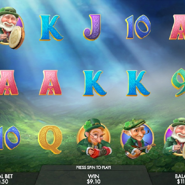 Leprechaun Legends Slot Review – Legendary Songs Free Spins