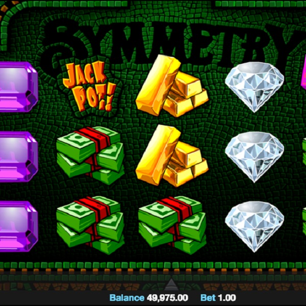 Symmetry Slot Offers Huge Wins for Symmetrical Patterns