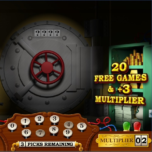 Cash Bandits Offers Free Spins and Progressive Jackpots
