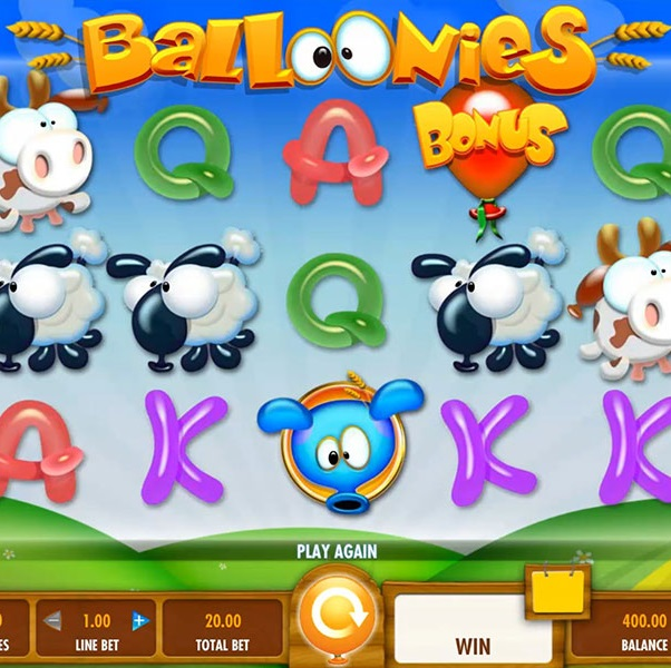 Balloonies Farm Slot Takes You to the Farmyard for Wild Wins