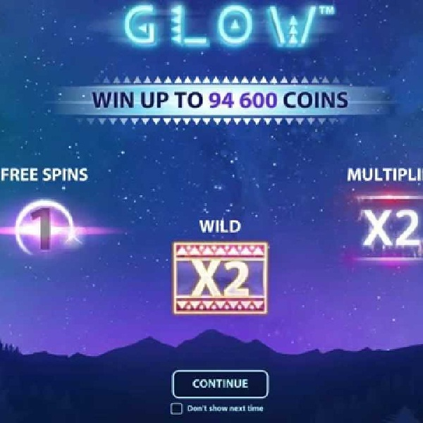 NetEnt's Glow Slot Offers Masses of Free Spins
