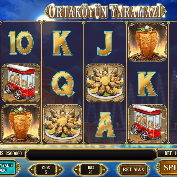 Ortakoyun Yaramazi Slot Brings Turkish Delights to the Reels